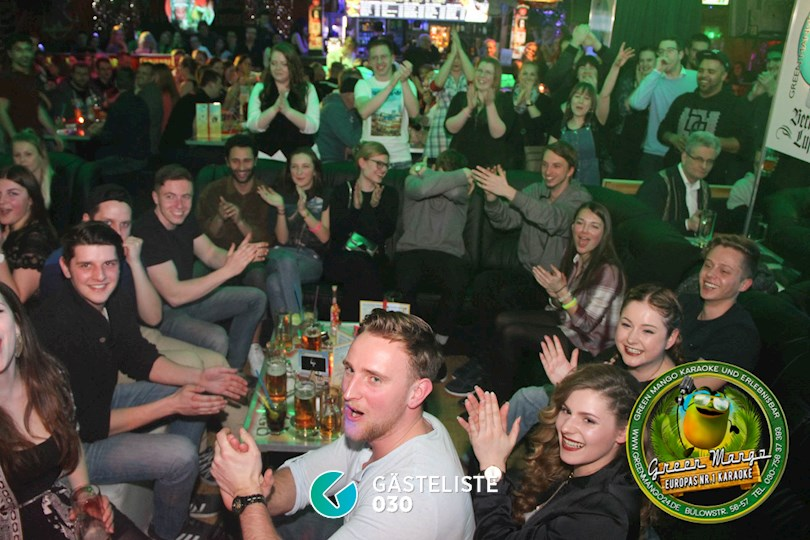 https://www.gaesteliste030.de/Partyfoto #37 Green Mango Berlin vom 18.03.2017