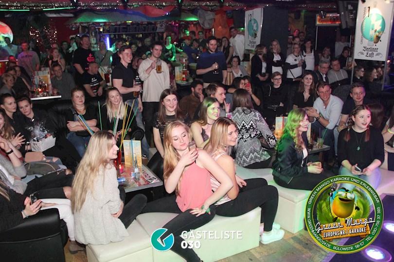 https://www.gaesteliste030.de/Partyfoto #30 Green Mango Berlin vom 18.03.2017
