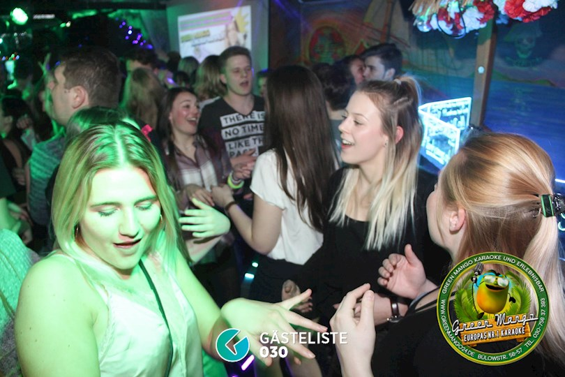 https://www.gaesteliste030.de/Partyfoto #62 Green Mango Berlin vom 18.03.2017