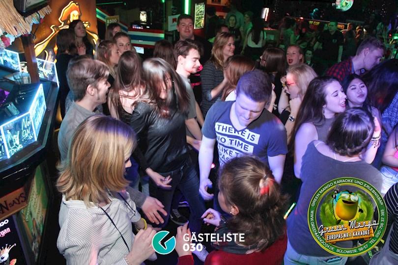 https://www.gaesteliste030.de/Partyfoto #52 Green Mango Berlin vom 18.03.2017