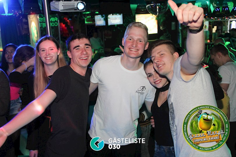https://www.gaesteliste030.de/Partyfoto #95 Green Mango Berlin vom 18.03.2017