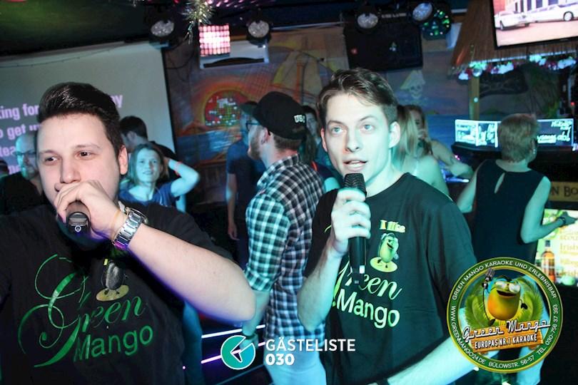 https://www.gaesteliste030.de/Partyfoto #149 Green Mango Berlin vom 18.03.2017