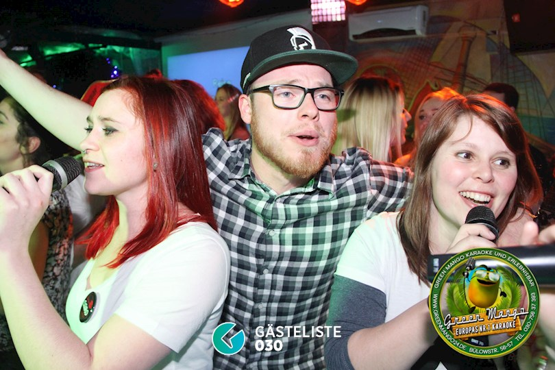 https://www.gaesteliste030.de/Partyfoto #133 Green Mango Berlin vom 18.03.2017