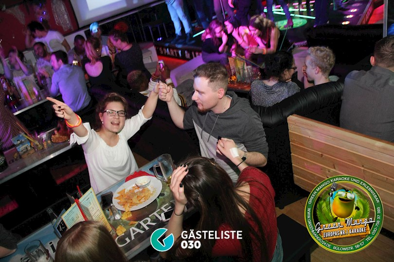https://www.gaesteliste030.de/Partyfoto #147 Green Mango Berlin vom 18.03.2017