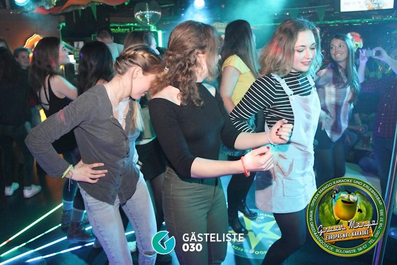 https://www.gaesteliste030.de/Partyfoto #42 Green Mango Berlin vom 18.03.2017