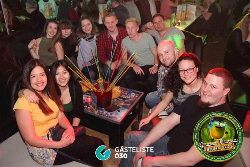 https://www.gaesteliste030.de/Partyfoto #160 Green Mango Berlin vom 18.03.2017