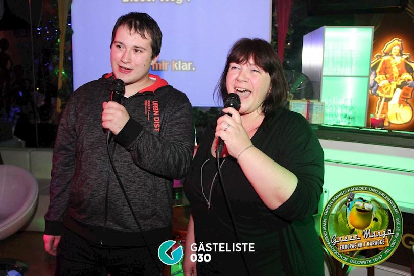 https://www.gaesteliste030.de/Partyfoto #100 Green Mango Berlin vom 18.03.2017