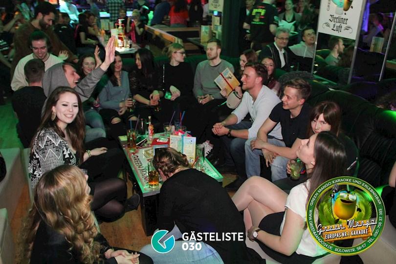 https://www.gaesteliste030.de/Partyfoto #19 Green Mango Berlin vom 18.03.2017