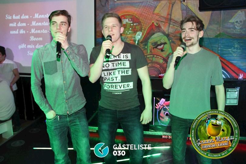 https://www.gaesteliste030.de/Partyfoto #11 Green Mango Berlin vom 18.03.2017