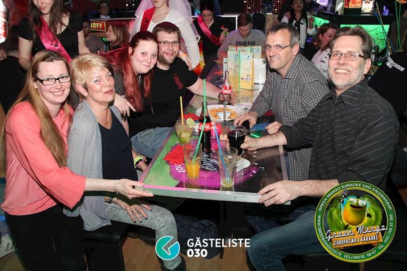 https://www.gaesteliste030.de/Partyfoto #137 Green Mango Berlin vom 18.03.2017