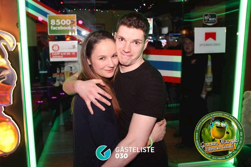 https://www.gaesteliste030.de/Partyfoto #32 Green Mango Berlin vom 18.03.2017