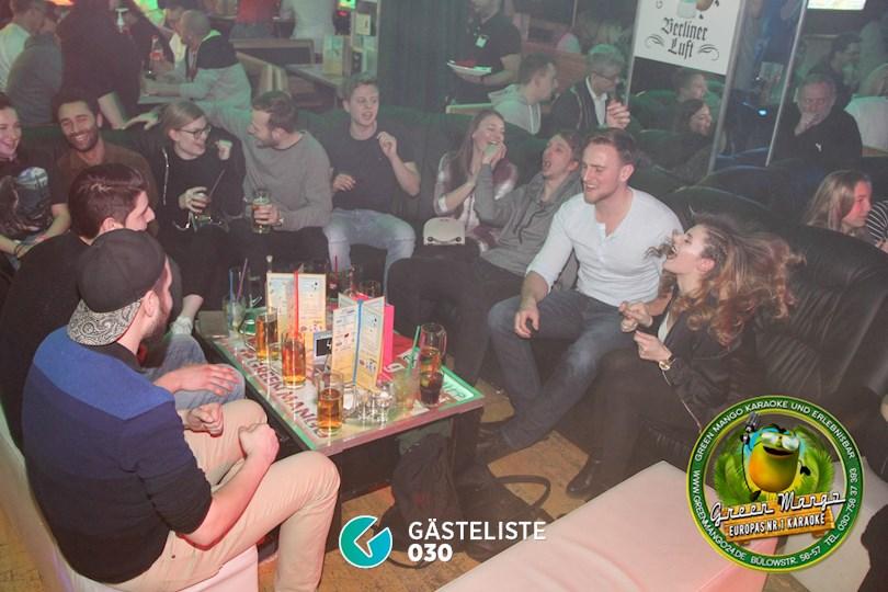 https://www.gaesteliste030.de/Partyfoto #7 Green Mango Berlin vom 18.03.2017