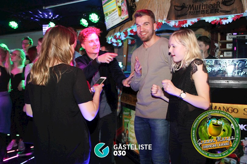 https://www.gaesteliste030.de/Partyfoto #125 Green Mango Berlin vom 18.03.2017