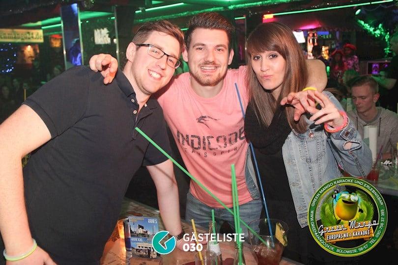 https://www.gaesteliste030.de/Partyfoto #76 Green Mango Berlin vom 18.03.2017