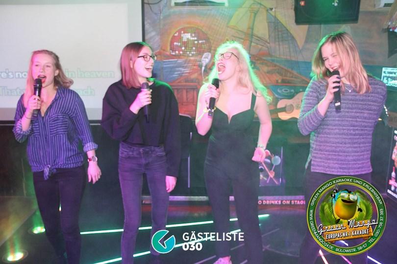 https://www.gaesteliste030.de/Partyfoto #165 Green Mango Berlin vom 18.03.2017