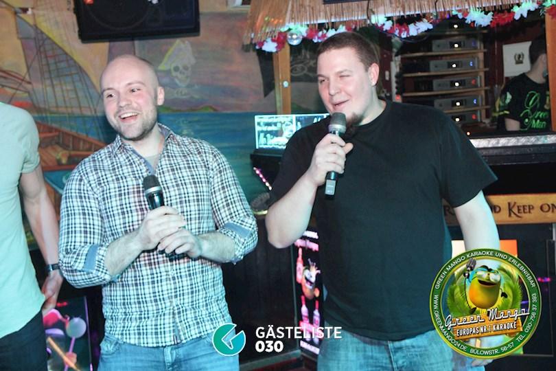 https://www.gaesteliste030.de/Partyfoto #166 Green Mango Berlin vom 18.03.2017