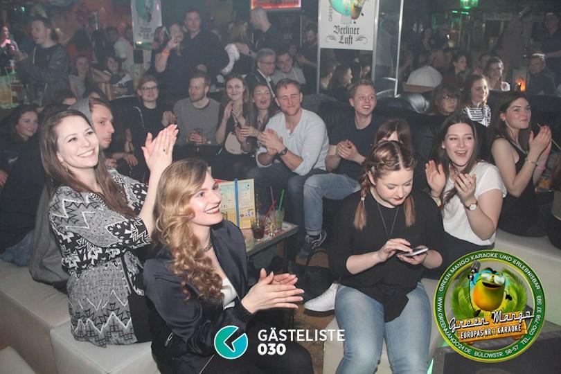 https://www.gaesteliste030.de/Partyfoto #21 Green Mango Berlin vom 18.03.2017