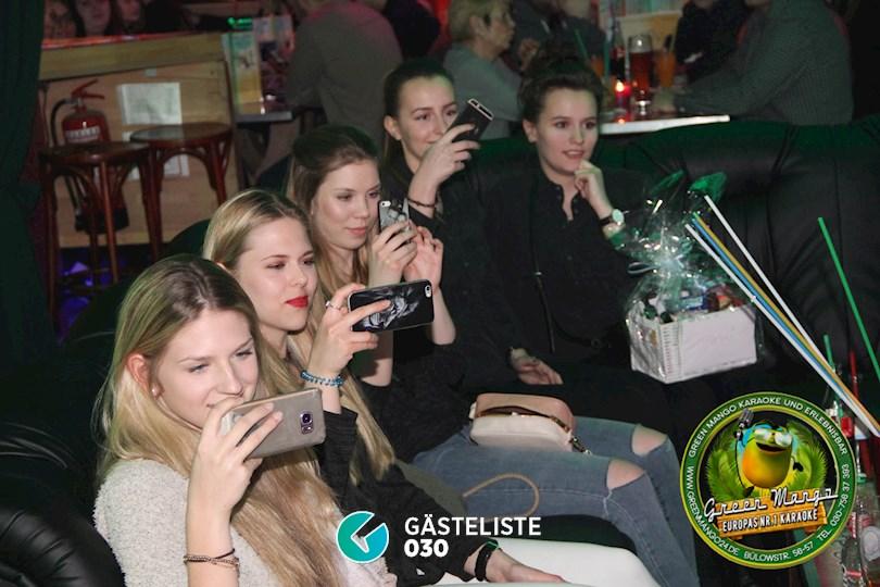 https://www.gaesteliste030.de/Partyfoto #1 Green Mango Berlin vom 18.03.2017