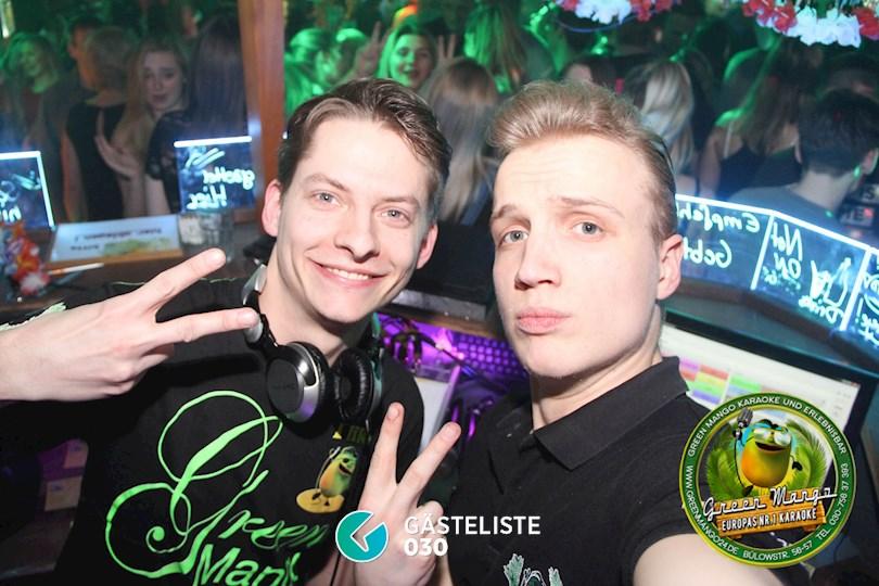 https://www.gaesteliste030.de/Partyfoto #79 Green Mango Berlin vom 18.03.2017