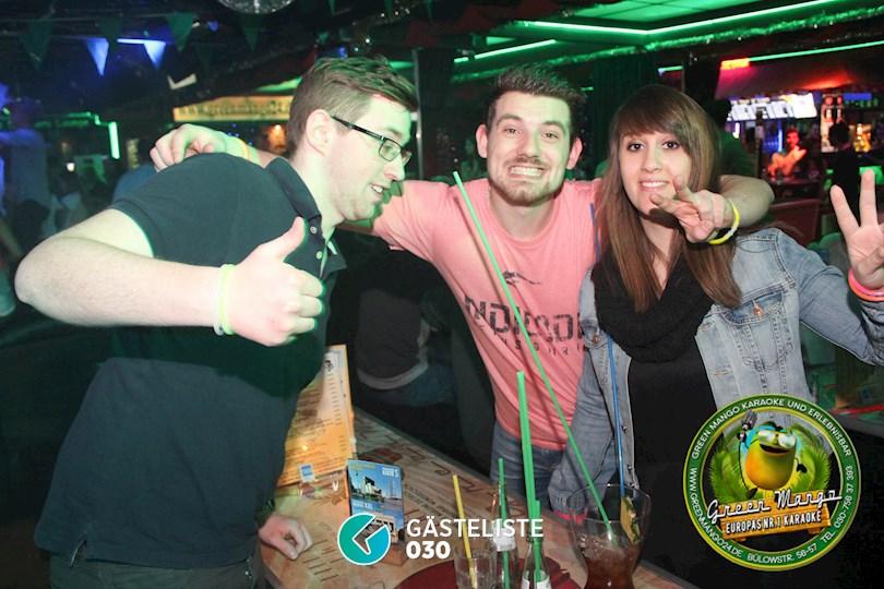 https://www.gaesteliste030.de/Partyfoto #75 Green Mango Berlin vom 18.03.2017