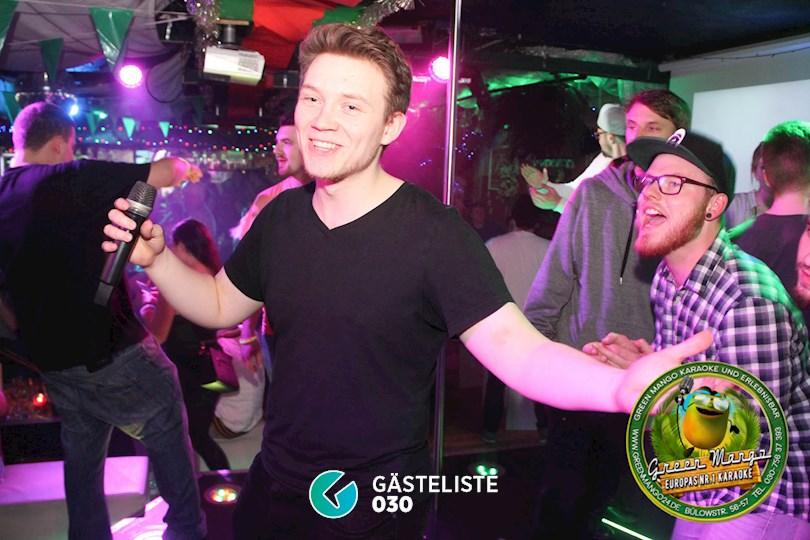 https://www.gaesteliste030.de/Partyfoto #109 Green Mango Berlin vom 18.03.2017