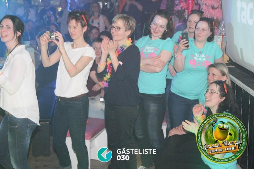 https://www.gaesteliste030.de/Partyfoto #85 Green Mango Berlin vom 25.03.2017