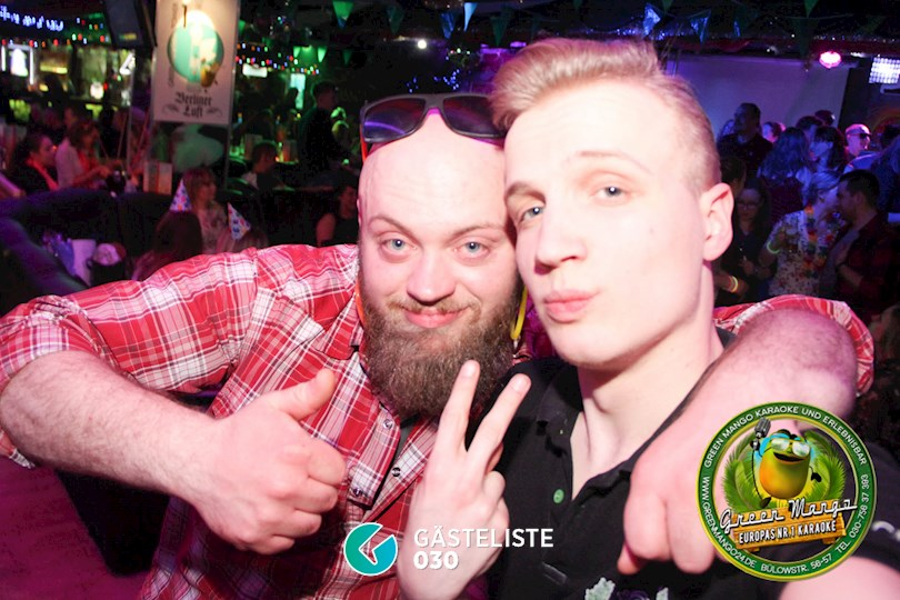 https://www.gaesteliste030.de/Partyfoto #111 Green Mango Berlin vom 25.03.2017