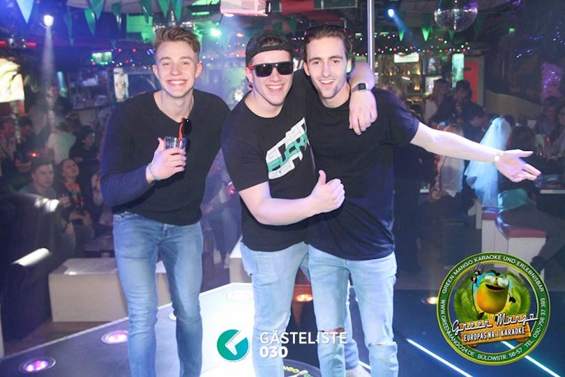 https://www.gaesteliste030.de/Partyfoto #10 Green Mango Berlin vom 25.03.2017