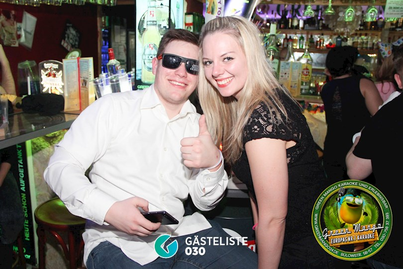 https://www.gaesteliste030.de/Partyfoto #103 Green Mango Berlin vom 25.03.2017