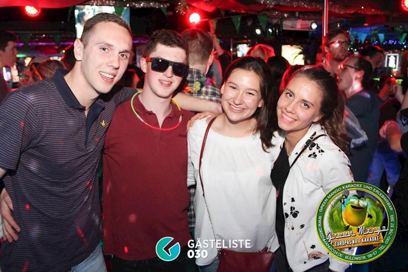 https://www.gaesteliste030.de/Partyfoto #132 Green Mango Berlin vom 25.03.2017
