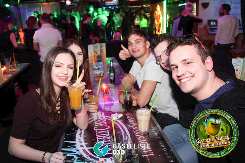 https://www.gaesteliste030.de/Partyfoto #134 Green Mango Berlin vom 25.03.2017