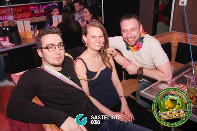 https://www.gaesteliste030.de/Partyfoto #136 Green Mango Berlin vom 25.03.2017