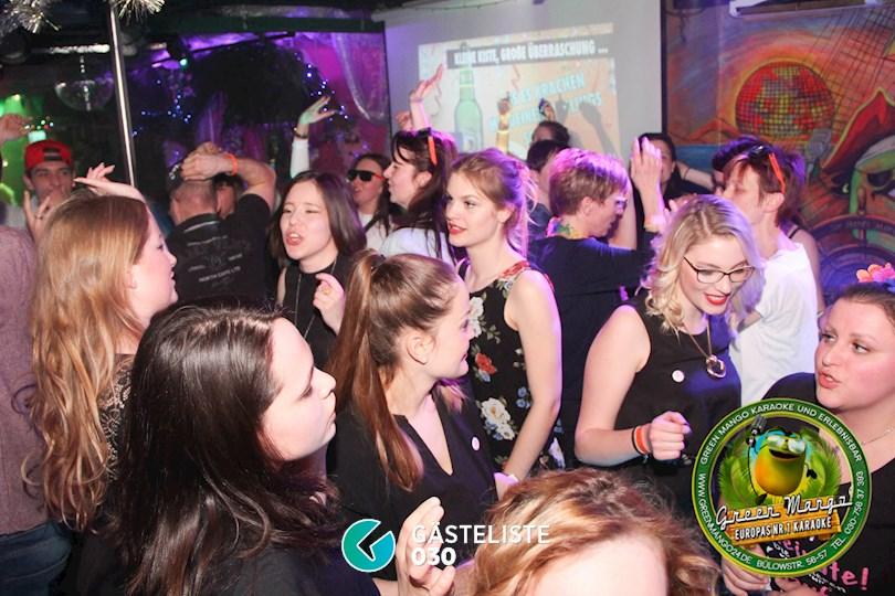 https://www.gaesteliste030.de/Partyfoto #58 Green Mango Berlin vom 25.03.2017