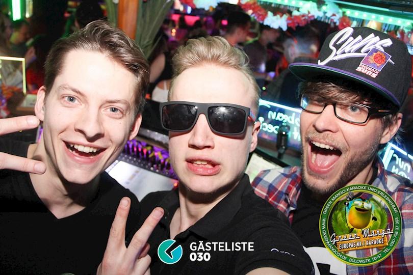 https://www.gaesteliste030.de/Partyfoto #133 Green Mango Berlin vom 25.03.2017