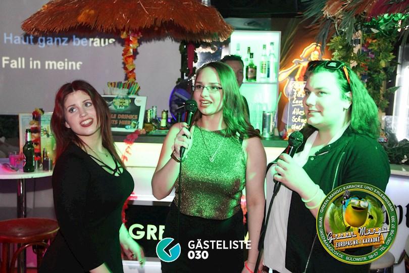 https://www.gaesteliste030.de/Partyfoto #57 Green Mango Berlin vom 25.03.2017