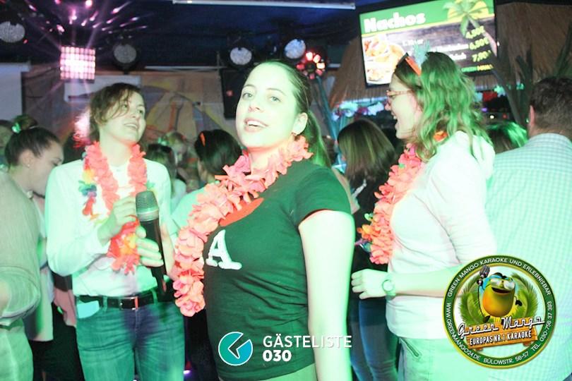 https://www.gaesteliste030.de/Partyfoto #112 Green Mango Berlin vom 25.03.2017
