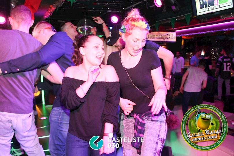 https://www.gaesteliste030.de/Partyfoto #116 Green Mango Berlin vom 25.03.2017