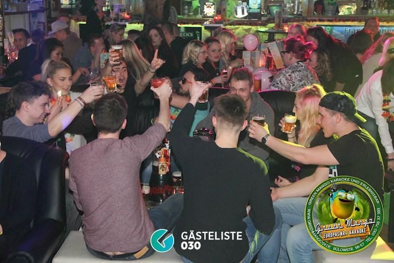 https://www.gaesteliste030.de/Partyfoto #6 Green Mango Berlin vom 25.03.2017