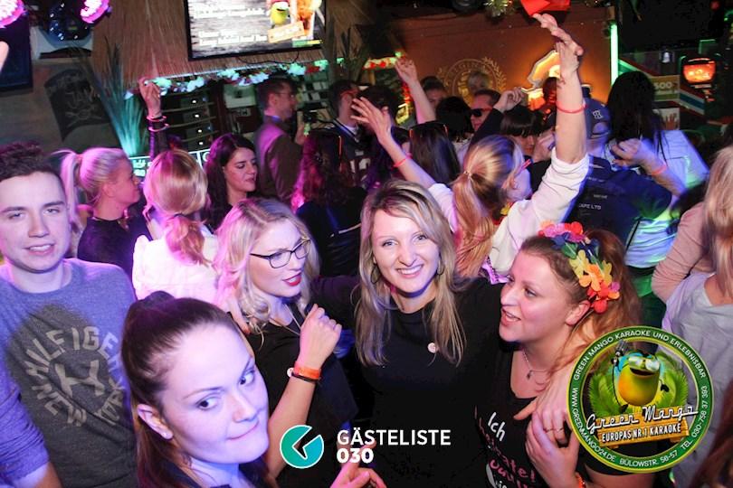 https://www.gaesteliste030.de/Partyfoto #47 Green Mango Berlin vom 25.03.2017