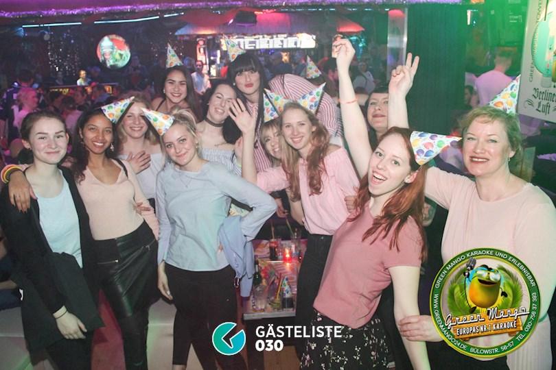 https://www.gaesteliste030.de/Partyfoto #72 Green Mango Berlin vom 25.03.2017