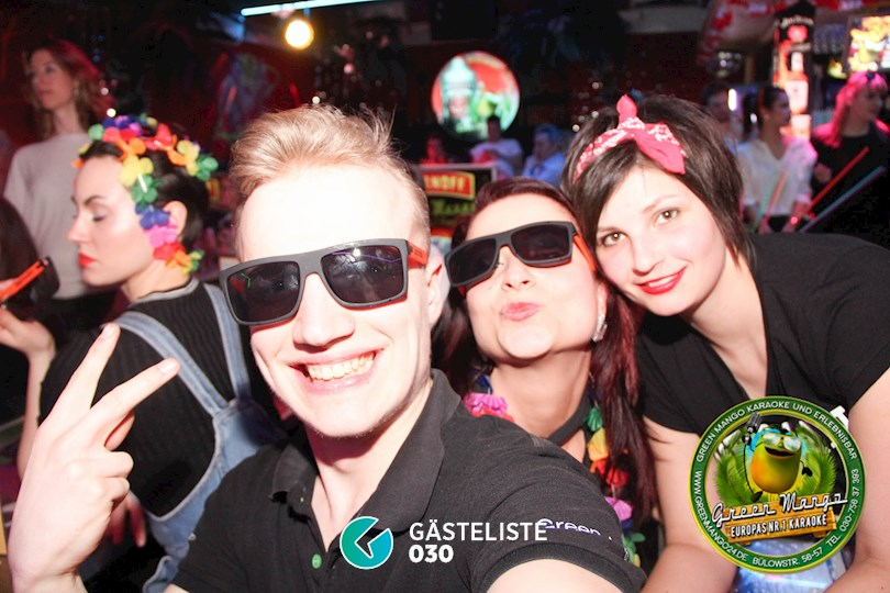 https://www.gaesteliste030.de/Partyfoto #106 Green Mango Berlin vom 25.03.2017