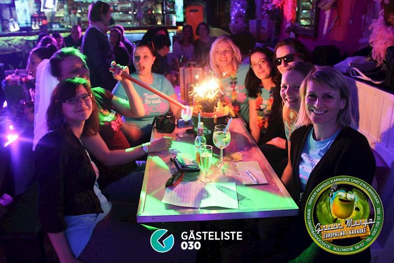 https://www.gaesteliste030.de/Partyfoto #3 Green Mango Berlin vom 25.03.2017
