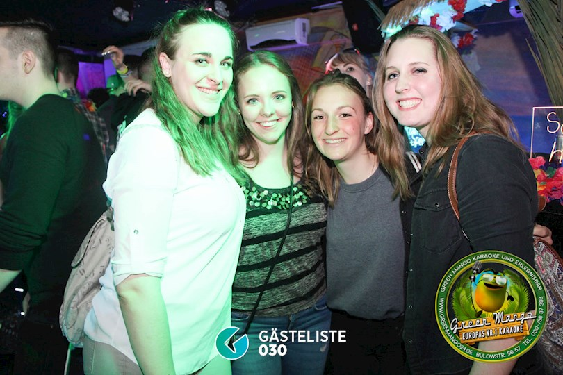 https://www.gaesteliste030.de/Partyfoto #137 Green Mango Berlin vom 25.03.2017
