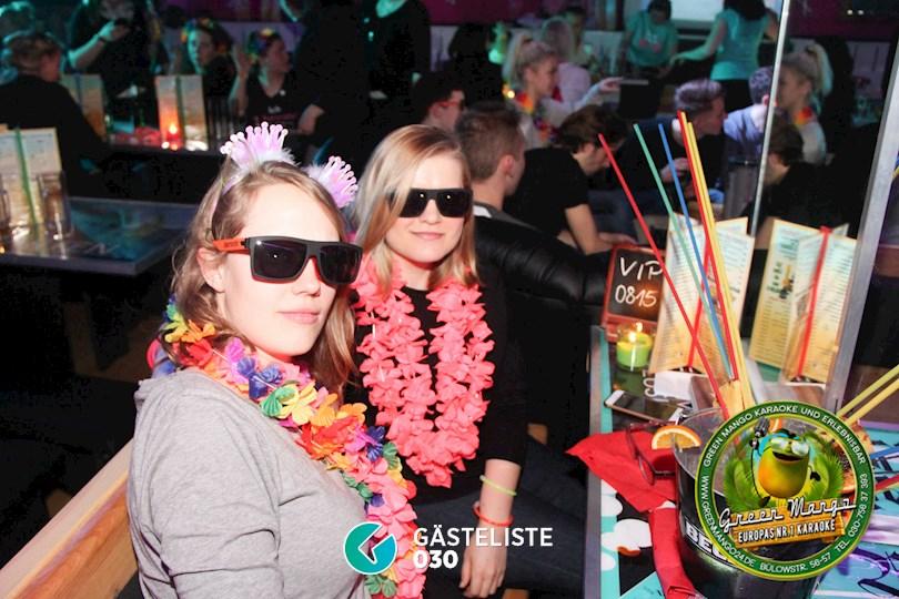 https://www.gaesteliste030.de/Partyfoto #122 Green Mango Berlin vom 25.03.2017