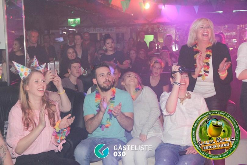 https://www.gaesteliste030.de/Partyfoto #84 Green Mango Berlin vom 25.03.2017