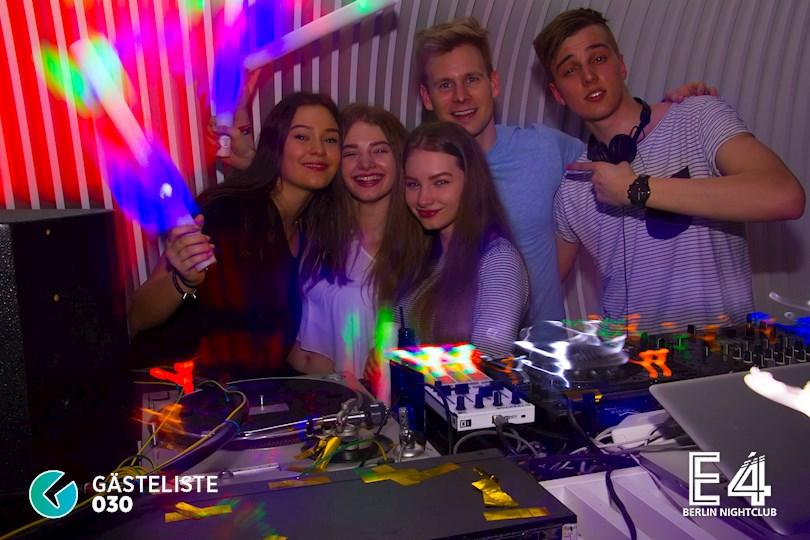 Partyfoto #116 E4 Berlin vom 10.03.2017