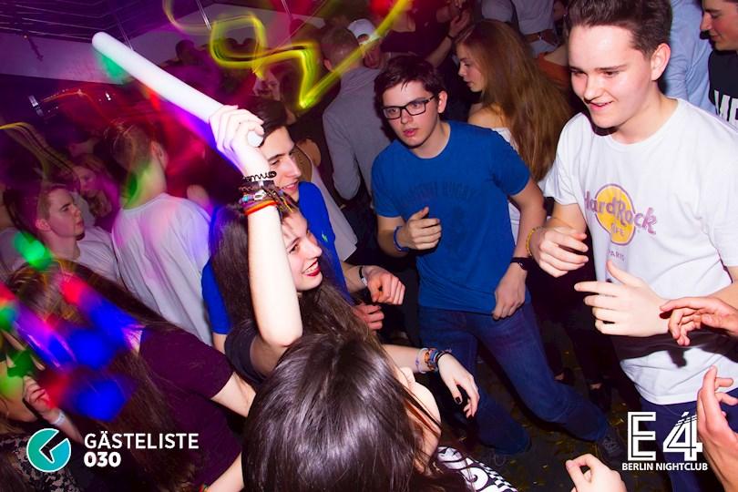 Partyfoto #91 E4 Berlin vom 10.03.2017
