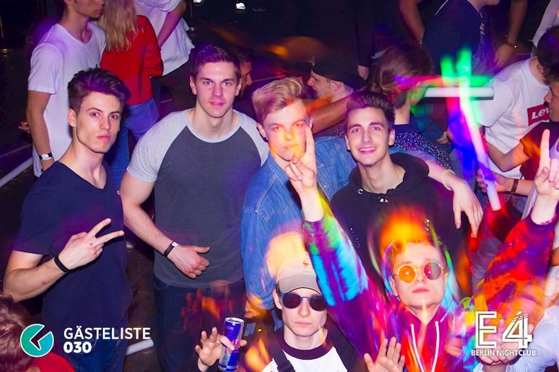 Partyfoto #118 E4 Berlin vom 10.03.2017