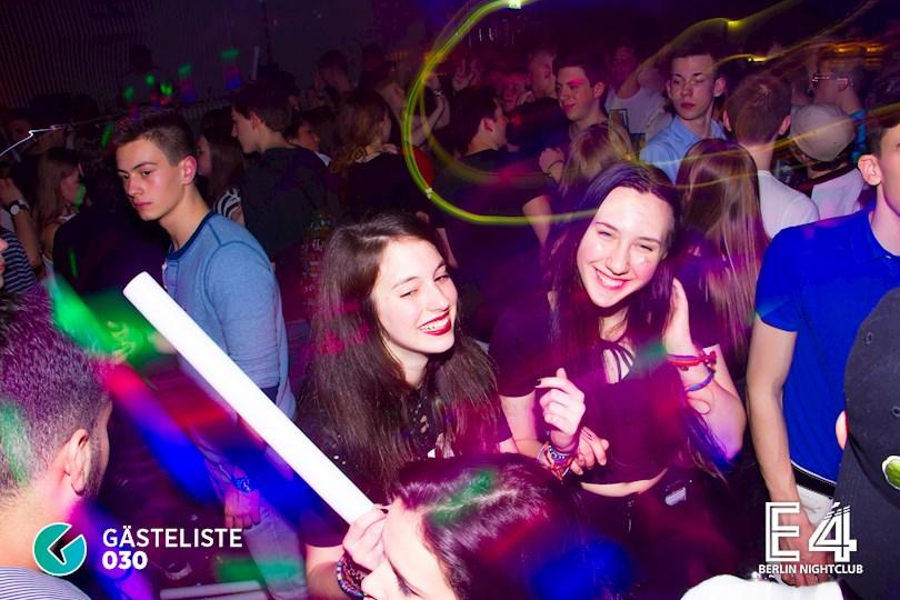 Partyfoto #82 E4 Berlin vom 10.03.2017