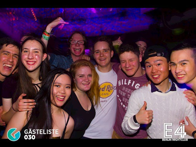 Partypics E4 10.03.2017 Berlin Bounce - Big Opening Rave